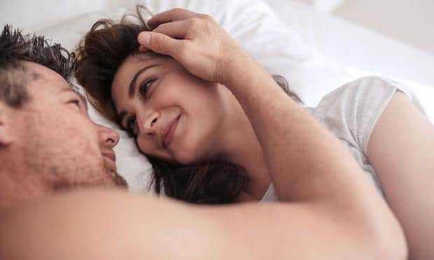 mutlu cinsel ilişki